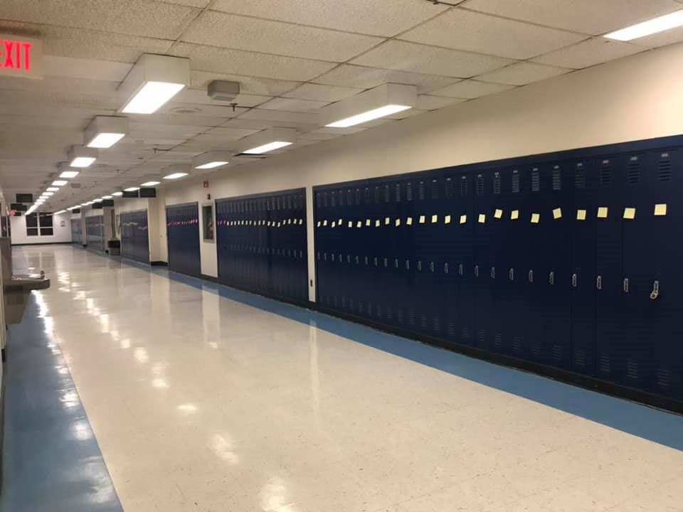 LYAC - NOTES - MORE LOCKERS