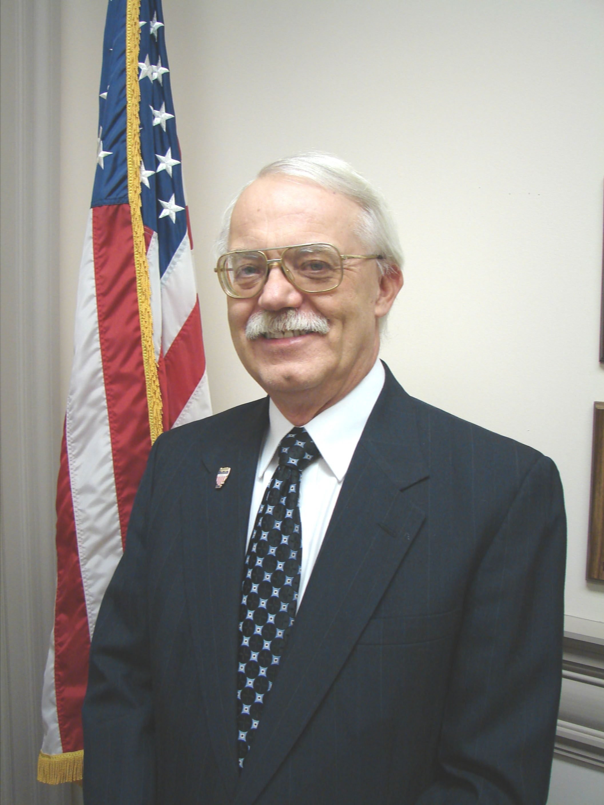 City Administrator Edward A. Barrett