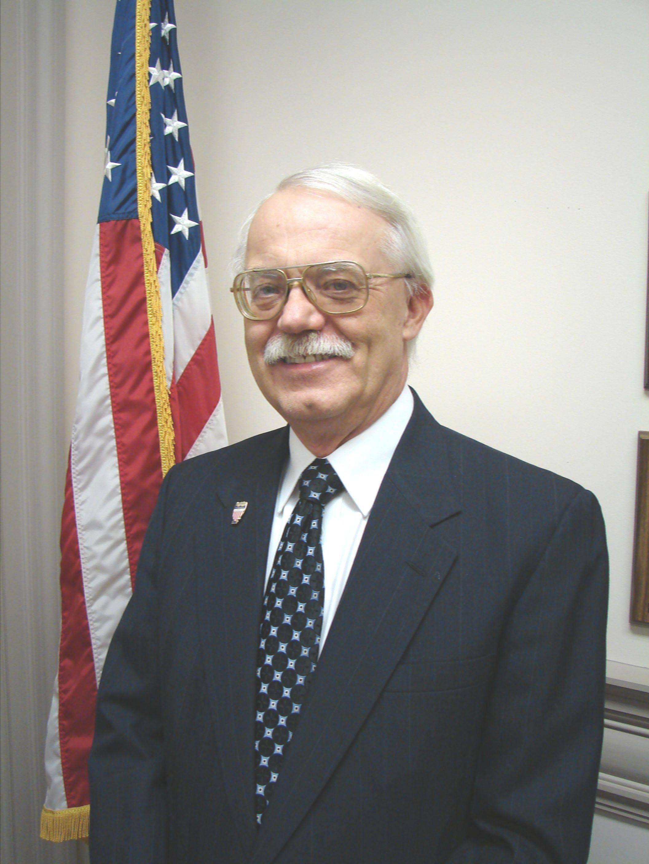 City Administrator Edward A. Barrett