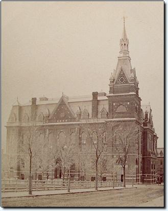 City Hall 1872