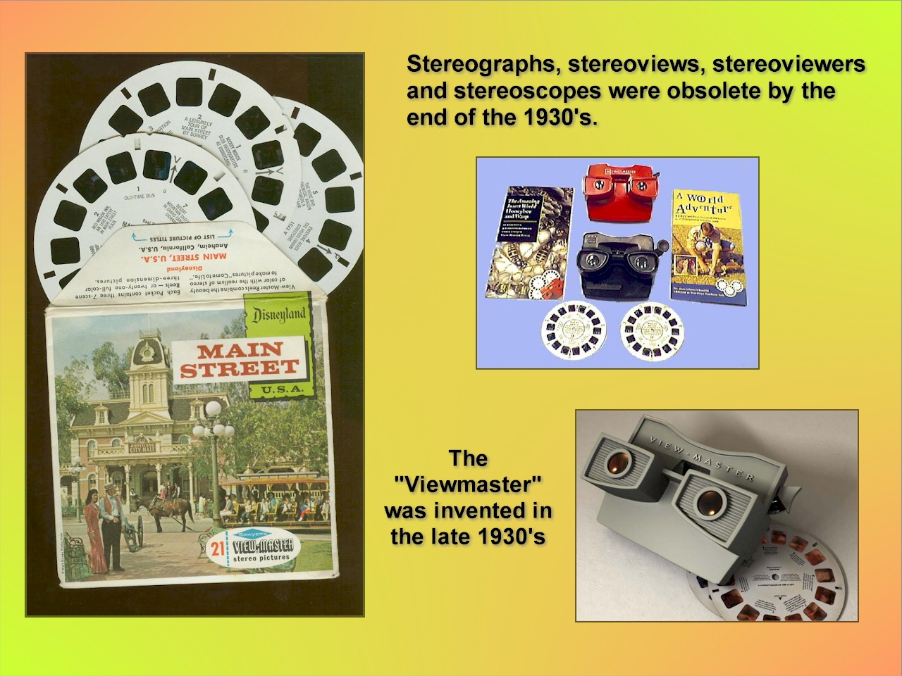 Modern Viewmaster