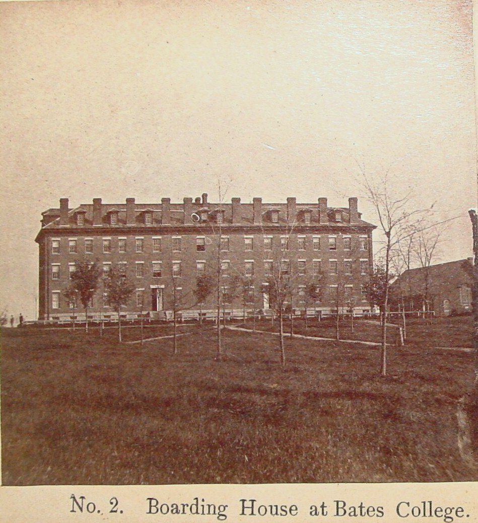 Boarding House at Bates College