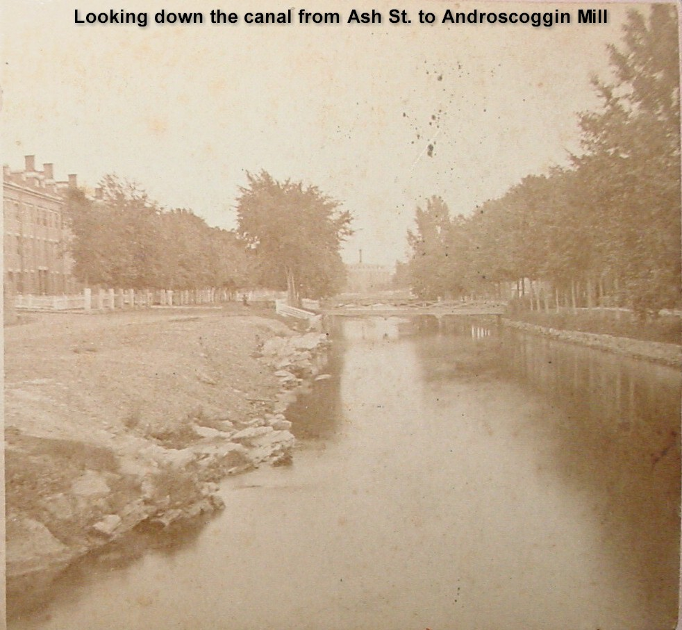 Down Canal from Ash St.